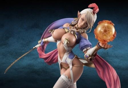Dark Elf - Bikini Warriors - MegaHouse pics 020