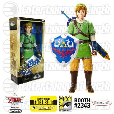 SDCC2015-Exclusive-Legenda-of-Zelda-Link-Jumbo-Figure