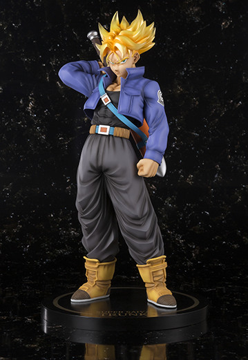 future trunks - bandai - EX - ante - 1