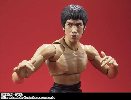 Bruce Lee SH Figuarts - Bandai pics 03