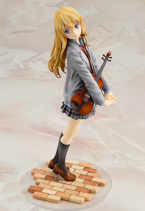 Kaori Miyazono - Your lie in April - Good Smile Company preorder 03