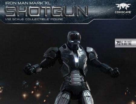 Iron Man Mk XL Shotgun - Comicave Studios preorder 20