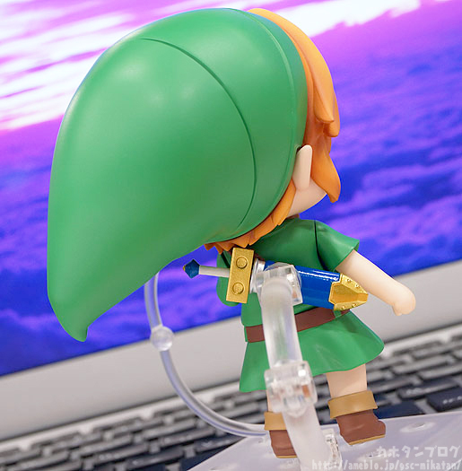 Nendoroid Link Majoras Mask 3D Legend of Zelda GSC photogallery 03