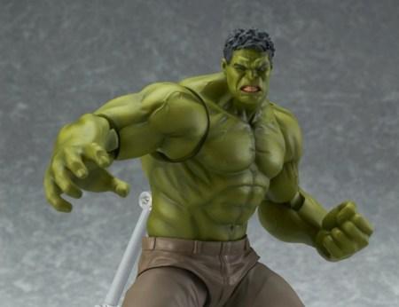 Hulk figma - Avengers - Max Factory pics 20