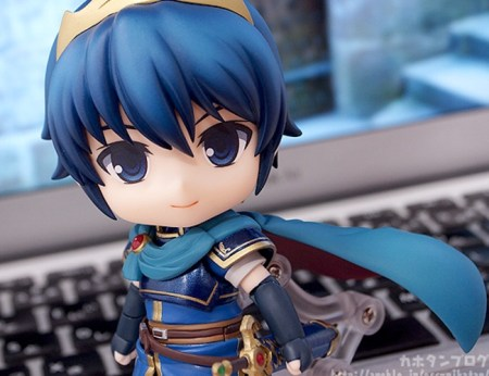 Marth Nendrooid - Fire Emblem - GSC photogallery 20