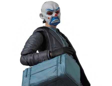 The Joker - Bank Robber - The Dark Knight Medicom Toy MAFEX pics 20