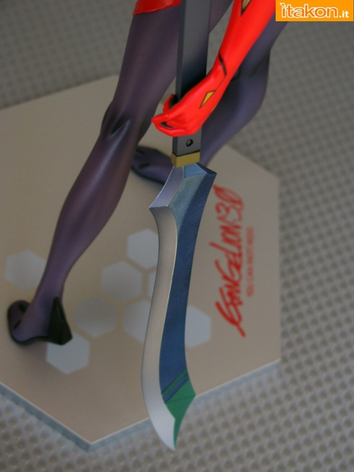076 Shikinami Asuka Langley - Evangelion - AMAKUNI recensione
