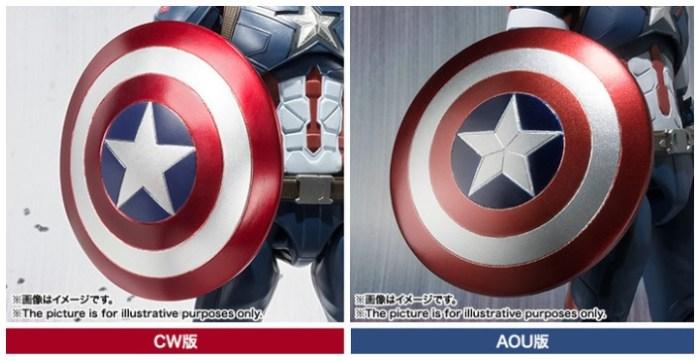 Comparativa Civil War - Age Of Ultron