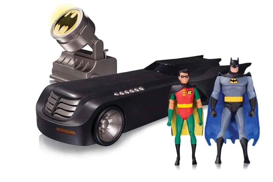 Batman-Animated-Deluxe-Batmobile-Set
