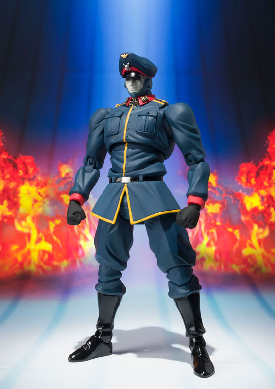Brocken Jr - Kinnikuman - SH Figuarts Bandai pre 01