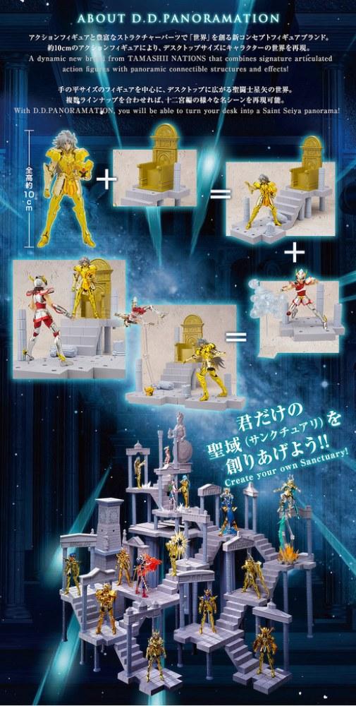Gemini Saga D.D. Panoramation Bandai Itakon.it -0001