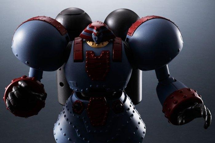 Giant Robo Animation SRC - Bandai preorder 05