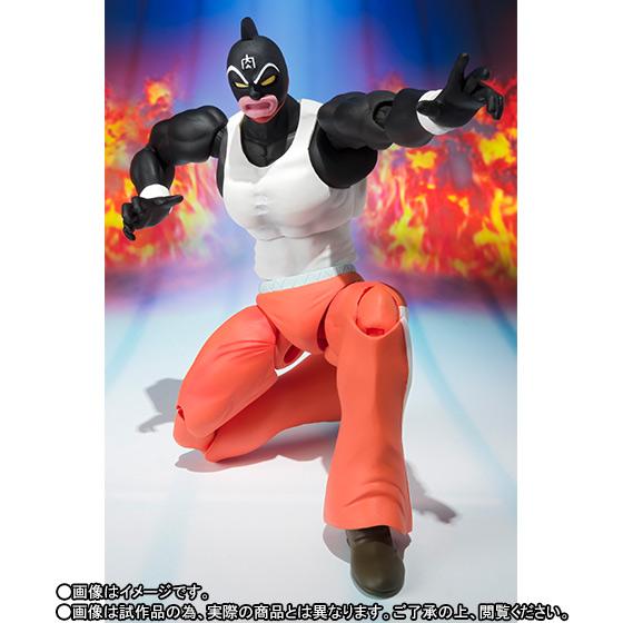 Kinnikuman Great S.H.Figuarts Bandai Itakon.it -0004