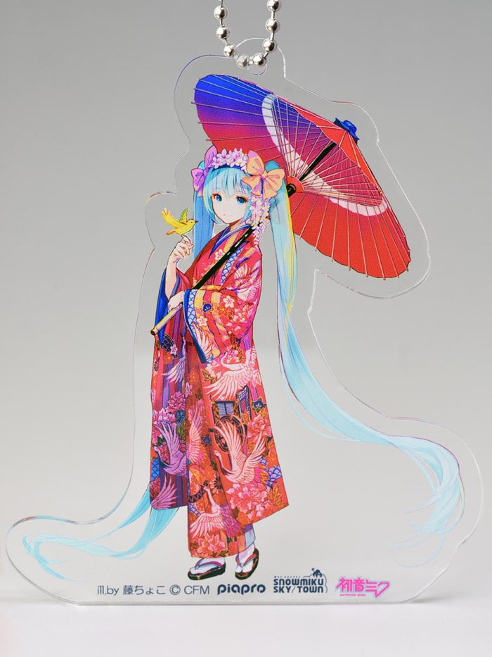 Miku Yukata - Vocaloid - Stronger Aniplex pics 03