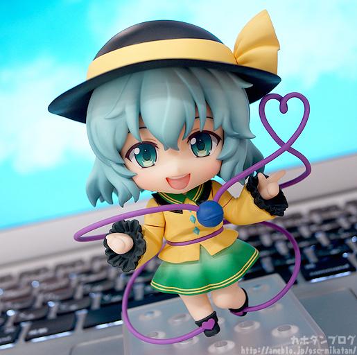 Nendoroid Koishi Komeiji - Touhou Project - GSC preview 01