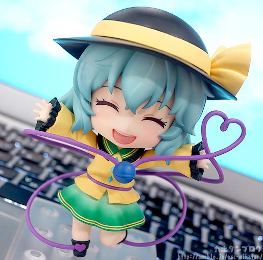 Nendoroid Koishi Komeiji - Touhou Project - GSC preview 04