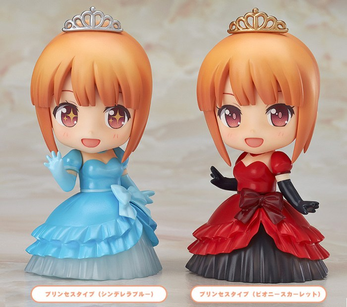 Nendoroid More Dress-Up Wedding GSC Wonder Excl pics 03