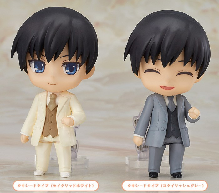 Nendoroid More Dress-Up Wedding GSC Wonder Excl pics 04