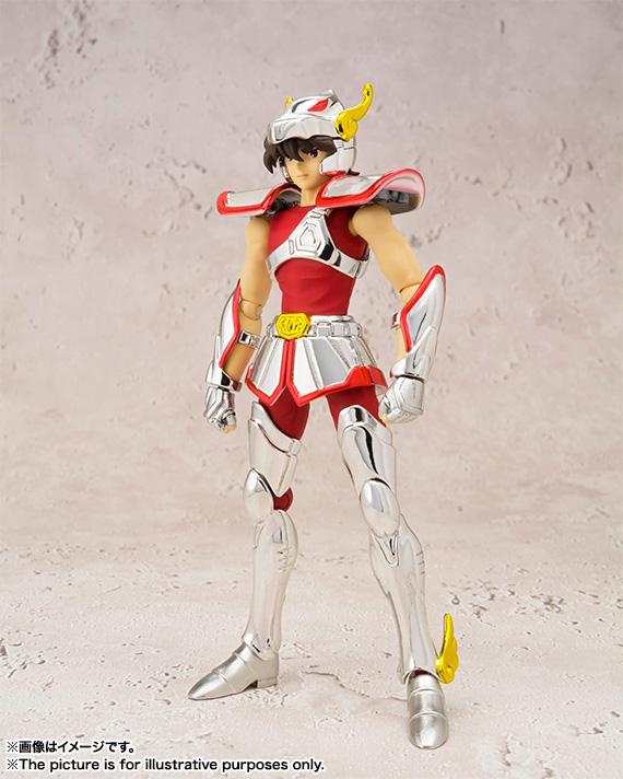 Pegasus Seiya D.D. Panoramation Bandai Itakon.it -0003