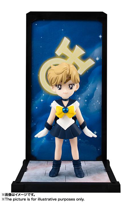 Sailor Uranus - Sailor Moon - Tamashii Buddies Bandai info 01