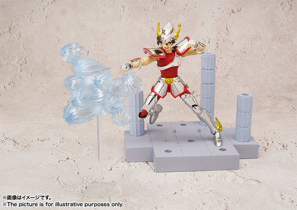 Saint Seiya- Pegasus Seiya D.D. Panoramation Bandai Itakon.it -0005