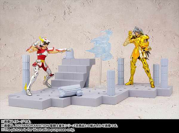 Saint Seiya- Pegasus Seiya D.D. Panoramation Bandai Itakon.it -0006