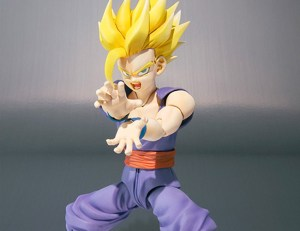 Son Gohan SH Figuarts - Dragon Ball - Bandai rerelease 20