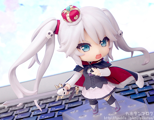 Sybilla Nendoroid preview Good Smile Company 05