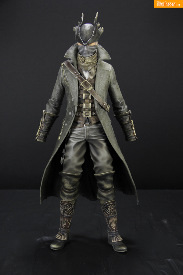 The_Hunter_Bloodborne_Gecco 13