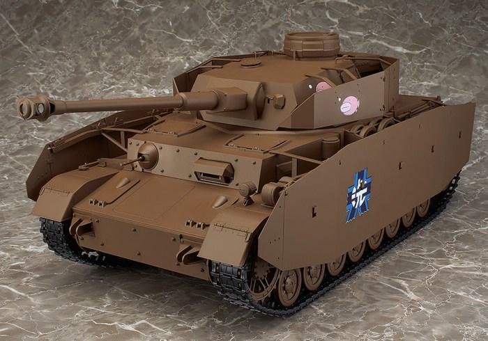 figma Veichles Panzer IV Ausf D H-Spec Max Factory Wonder Fest Excl pics 01