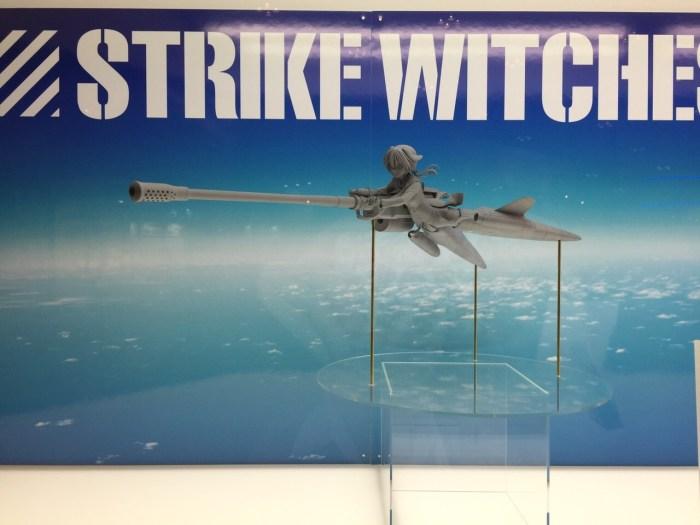Gertrud Jet Striker ver. da Strike Witches, scala 1/8