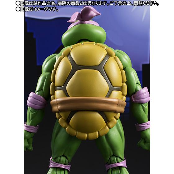 Donatello SH Figuarts - TMNT - Bandai pre 07