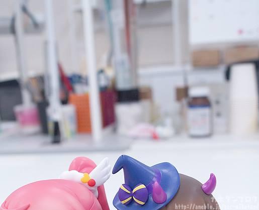 Nendoroid Co-de di Mikan Shiratama e Aroma Kurosu da ''PriPara''
