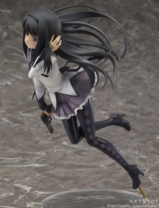 Homura Akemi - Puella Magi Madoka Magica - GSC preview 02