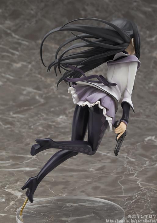 Homura Akemi - Puella Magi Madoka Magica - GSC preview 03