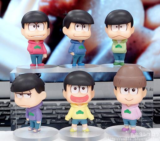 Osamatsu-san Trading Figures Good Smile Company pics 17