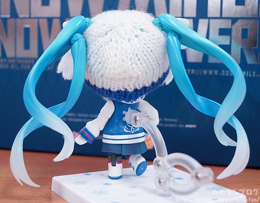 Snow Miku Snow Owl Nendoroid Figma GSC gallery 03