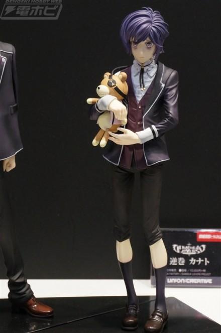 Sakamaki Kanato e Teddy Mens Hdge No.14 EX Vampire Ver. da Diabolik Lover disponibile a partire da Gennaio 2016 ad un prezzo di listino pari a 12960 Yen