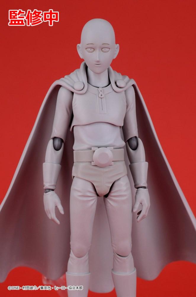 figma Saitama One Punch Man 01