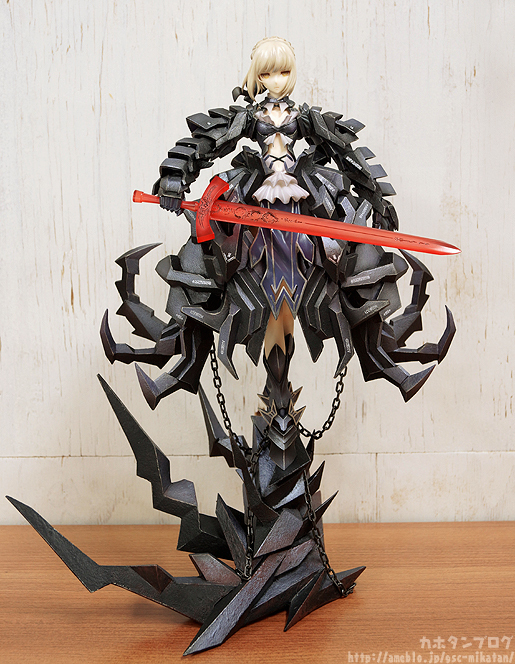 Saber Alter: huke Package Collaboration