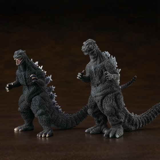 Godzilla SH MonsterArts - Bandai pre 08