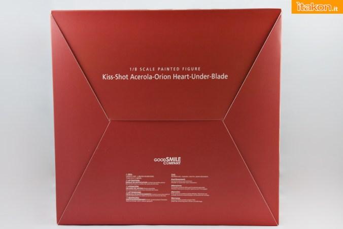 Kiss-shot Acerola-orion Heart-under-blade - Good Smile Company - Recensione - Foto 06