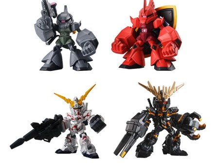Mobile Suit Gundam GUNDAM EXPAND 01 Metallic Bandai 20