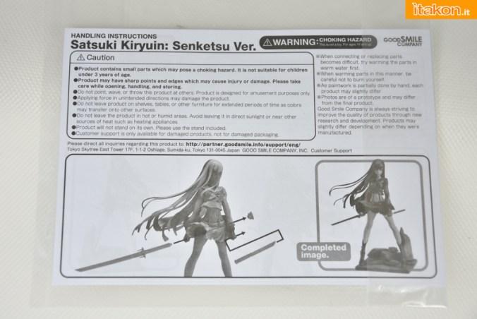 Satsuki Senketsu Ver - Good Smile Company - Recensione - Foto 11