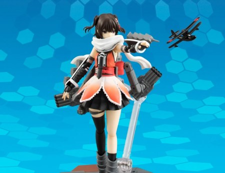 Sendai AGP - Kantai Collection KanColle - Bandai pics 20