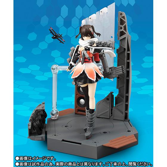 Sendai - Kantai Collection KanColle AGP Bandai pre 02