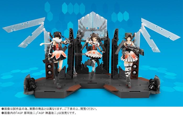 Sendai - Kantai Collection KanColle AGP Bandai pre 10