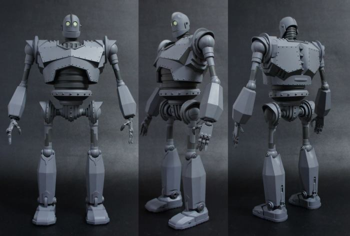 The IRON GIANT Mondo pics 06