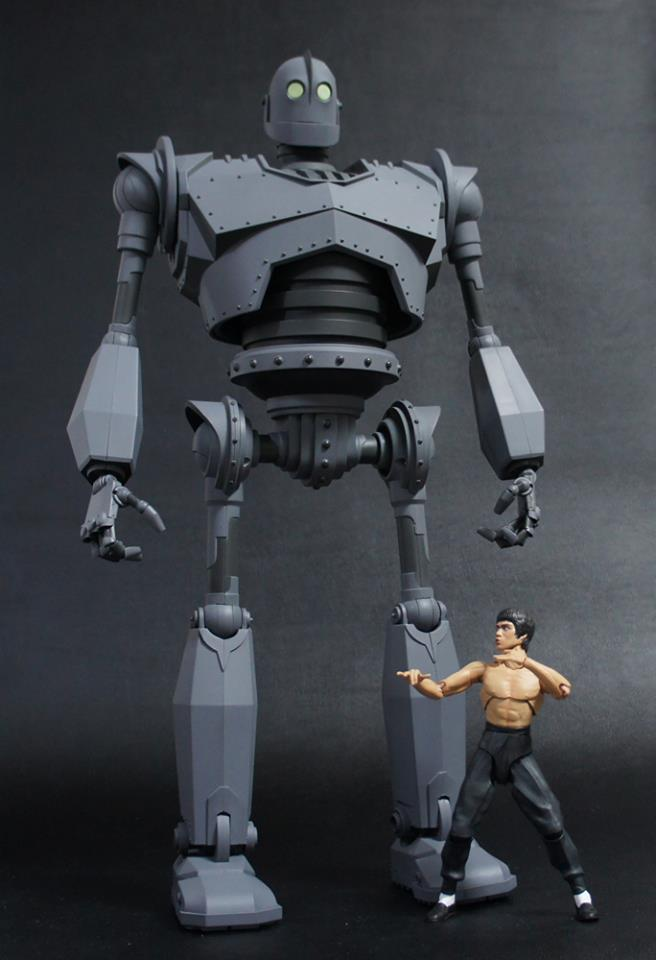 The IRON GIANT Mondo pics 07