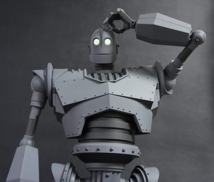 The IRON GIANT Mondo pics 15